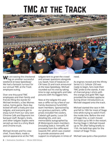 Page 6 of TMC at the Track