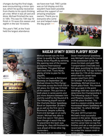 Page 7 of TMC at the Track