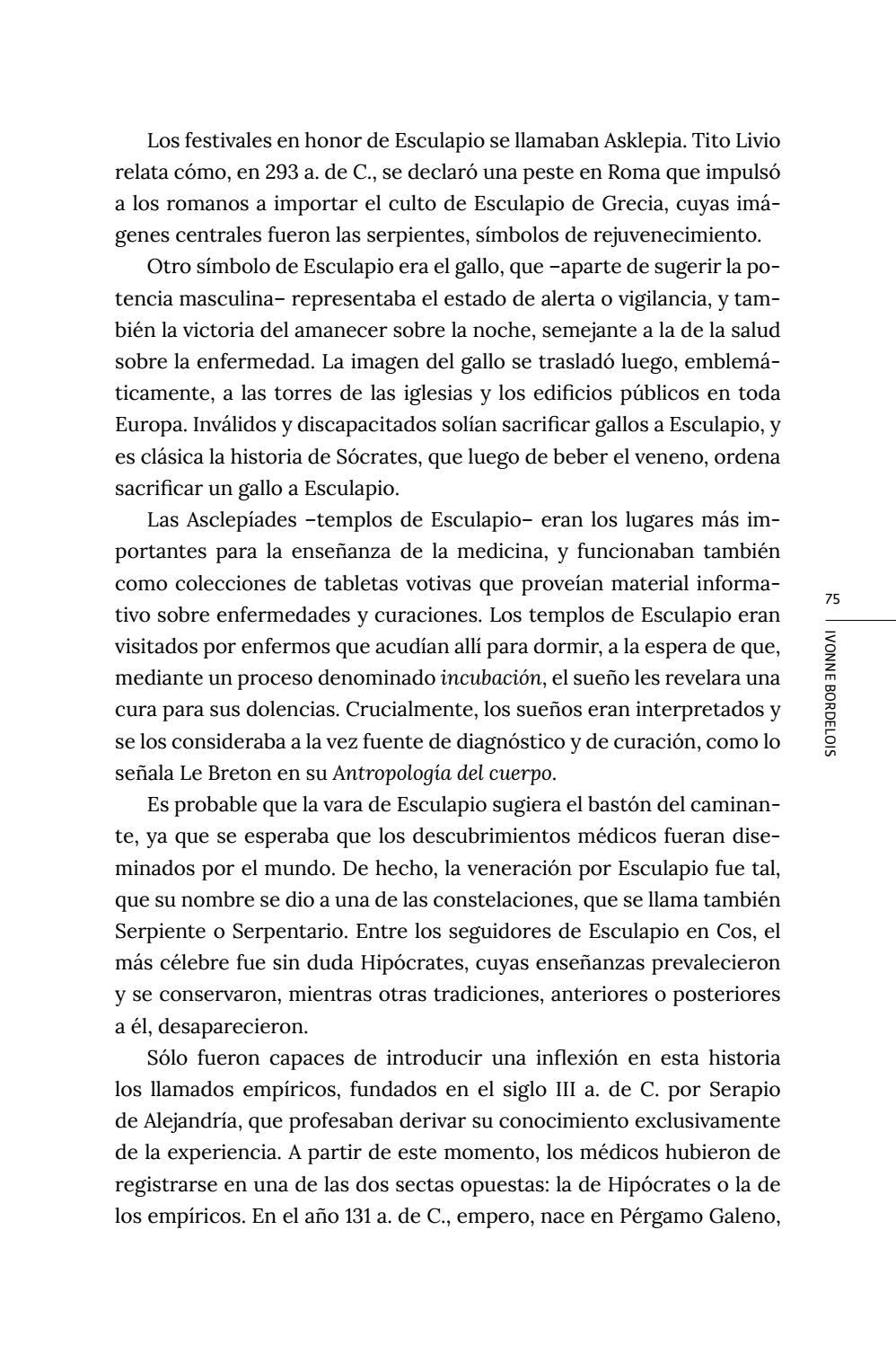 A la escucha del cuerpo page 71