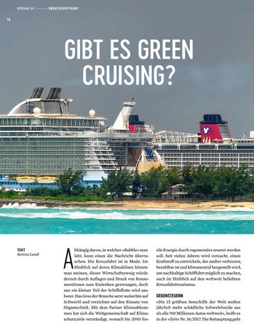 Page 14 of Gibt es Green Cruising?