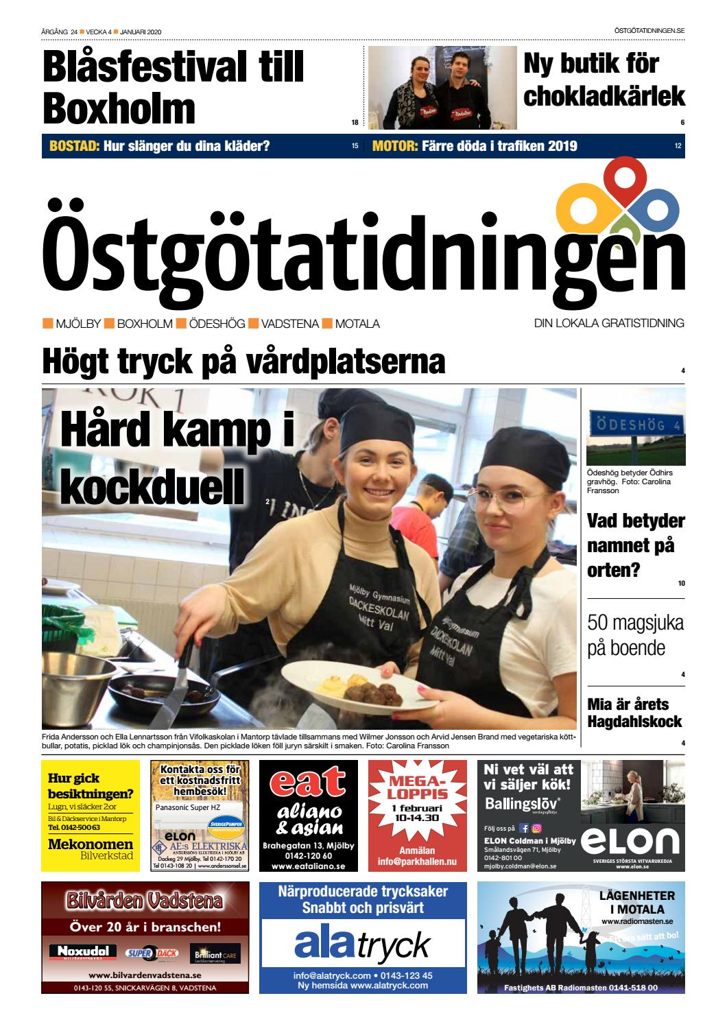 ppen verksamhet i Sollefte | omr-scanner.net