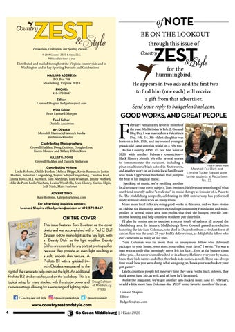 Page 4 of Country Zest