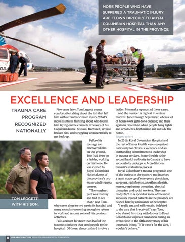 Page 8 of Excellence and leadership