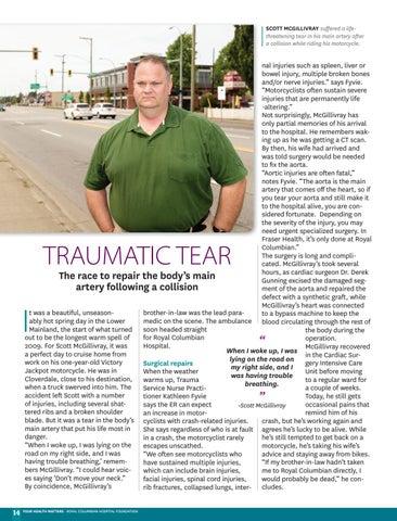 Page 14 of Traumatic tear