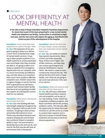 Page 15 of Look differently at mental health