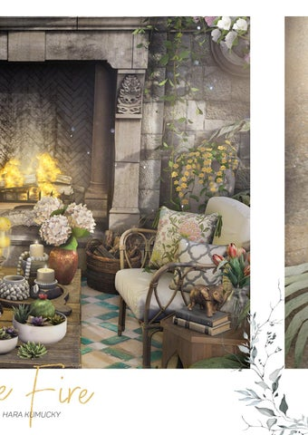 Page 183 of Home & Garden - By the Fire by Hara Kumucky