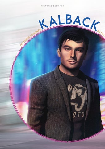 Page 50 of Featured Men's Fashion Designer - Kalback