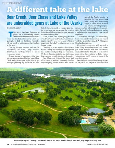 Page 20 of A trio of worthy Lake of the Ozarks stops