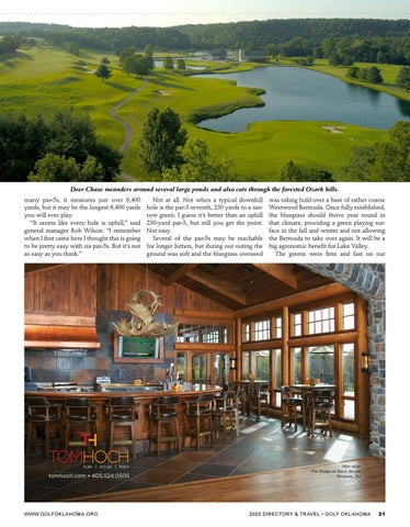 Page 21 of A trio of worthy Lake of the Ozarks stops