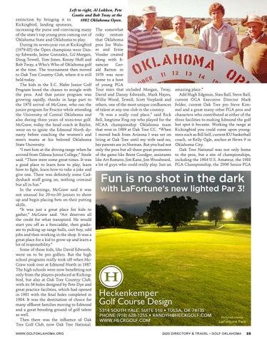 Page 25 of Edmond, golf capital of the USA