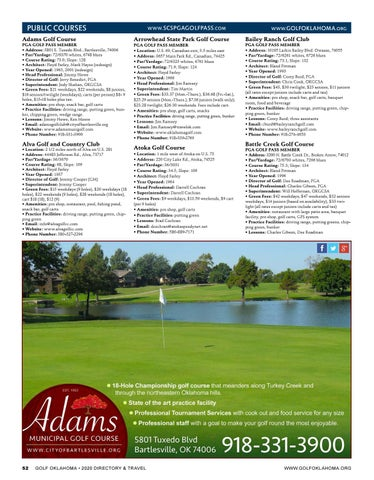 Page 52 of Oklahoma Public Listings