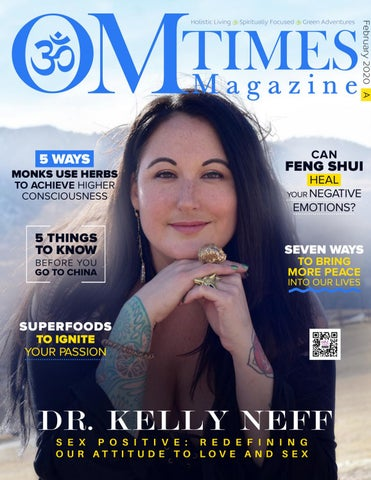 OMTimes Magazine February A 2020 Edition