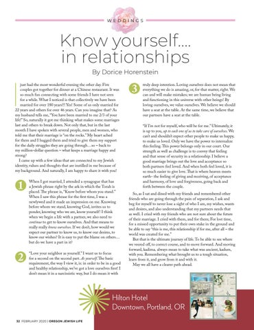 Page 32 of Know yourself… in relationships