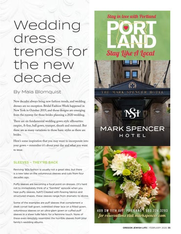 Page 35 of Wedding dress trends for the new decade
