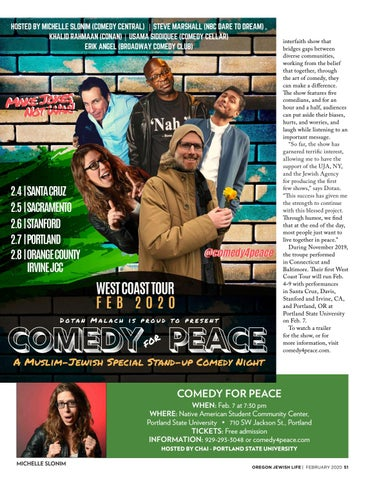 Page 51 of Comedy For Peace