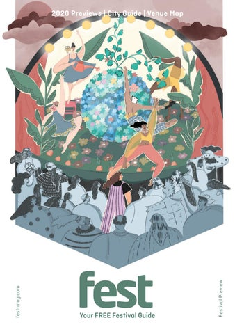 Fest Adelaide 2020 Preview Issue By