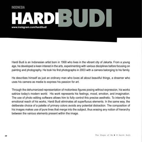 Page 10 of Hardi Budi | Featured Artist