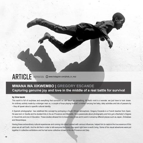 Page 20 of MWANA WA XIKWEMBO | GREGORY ESCANDE