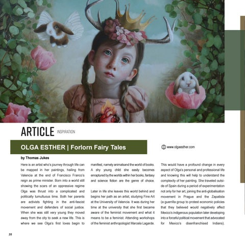 Page 36 of OLGA ESTHER | Forlorn Fairy Tales