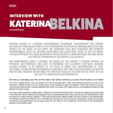 Page 42 of Interview with Katerina Belkina