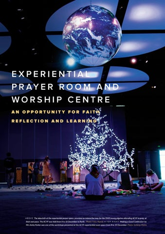 Page 12 of Experiential Prayer Room