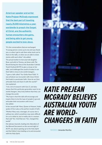 Page 18 of Katie Prejean McGrady