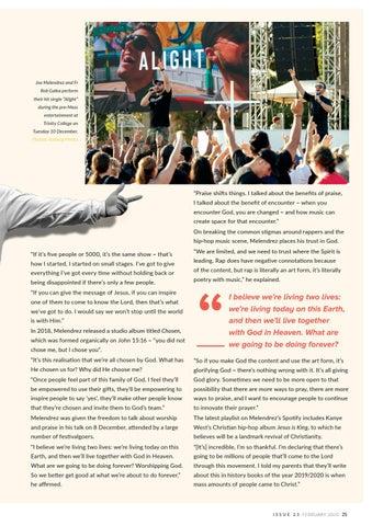 Page 25 of Joe Melendrez