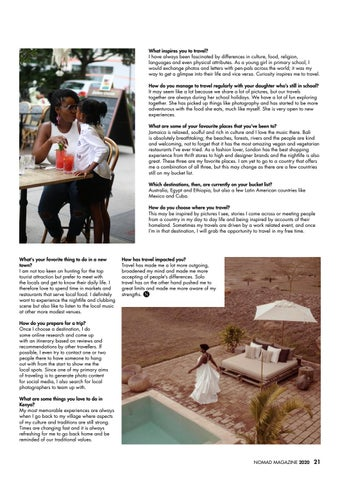 Page 21 of The Stylish Traveller