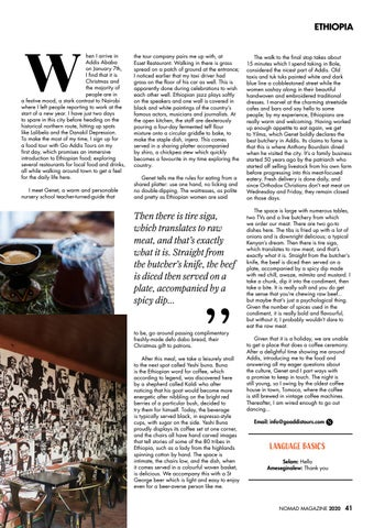 Page 41 of An Ethiopian Feast