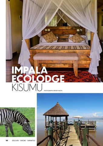 Page 44 of Great Hotels: Impala Eco Lodge Kisumu