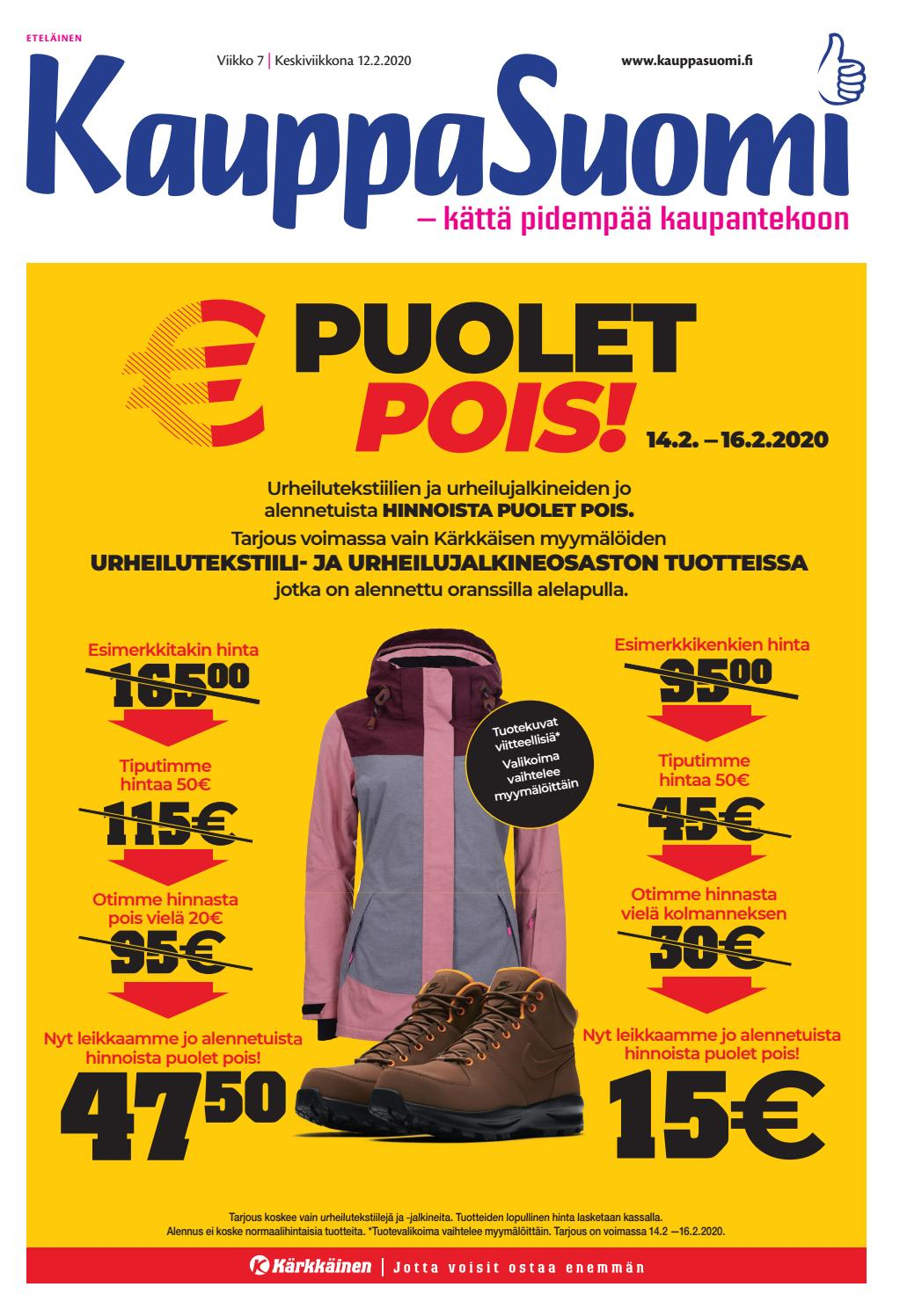 quality products half off exclusive shoes KauppaSuomi 07/2020 (E) by KauppaSuomi - issuu