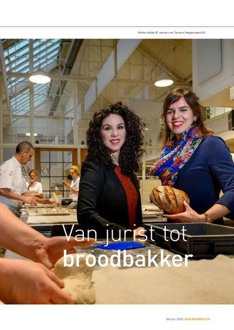 Page 19 of Bakery Institute uit Zaandam zeer smaakvol opleidingsinstituut
