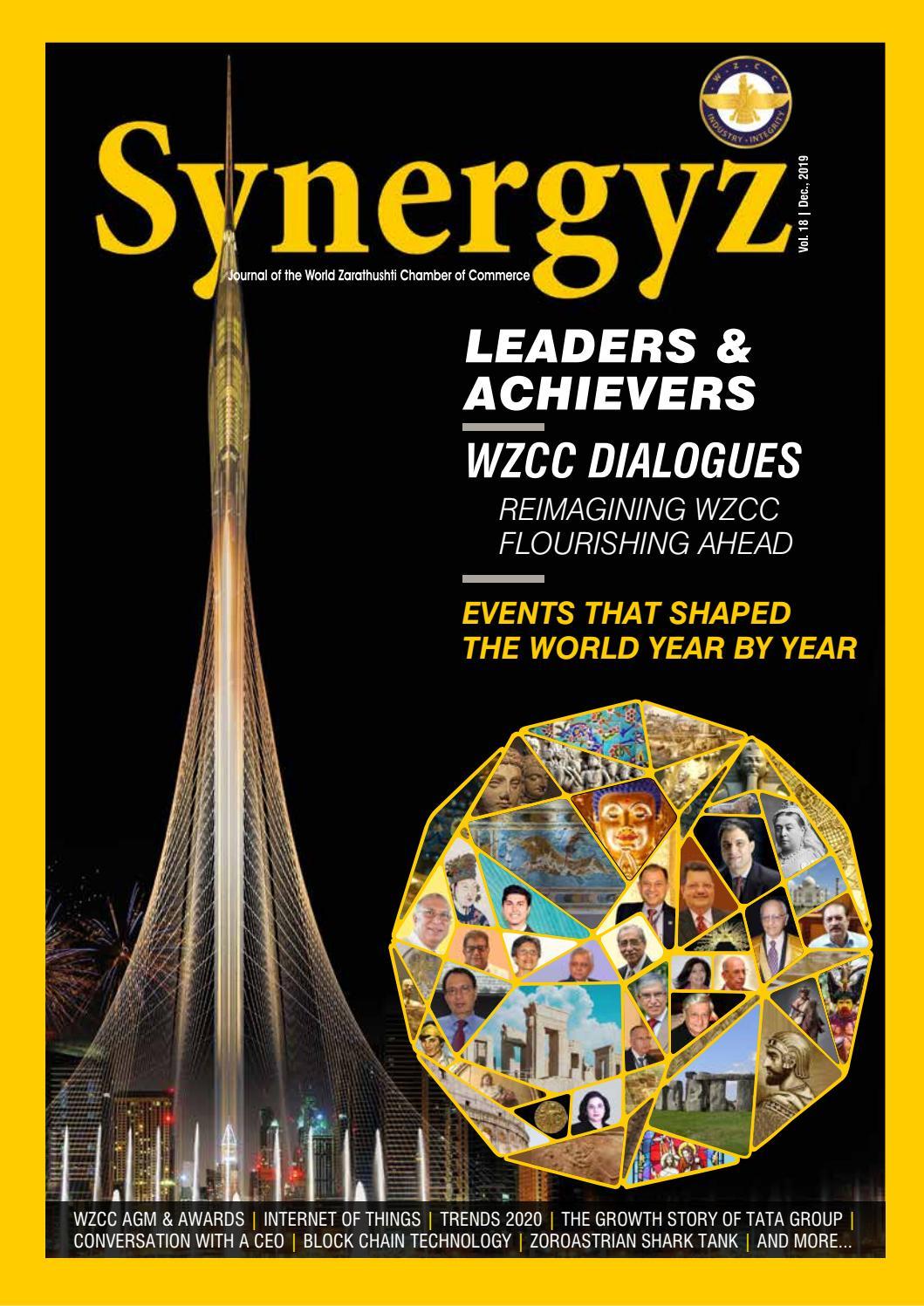 Synergyz Vol 18 Oct 2019 By On Lyne Issuu
