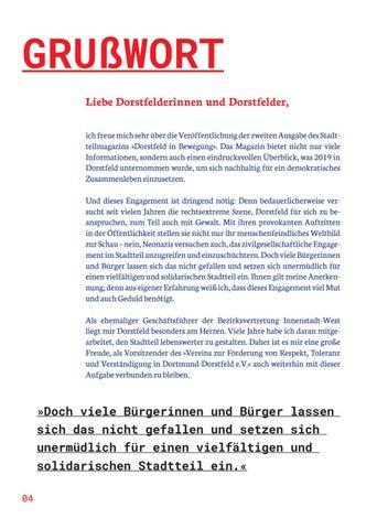 Page 4 of GRUßWORT