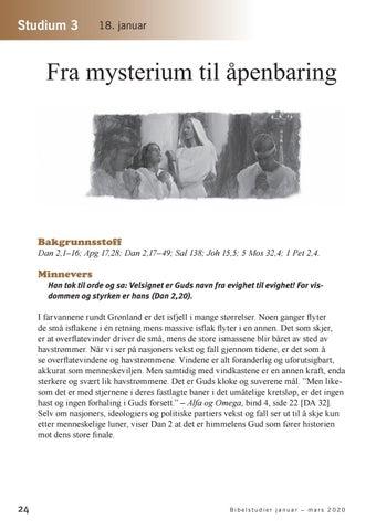 Page 25 of Fra mysterium til åpenbaring