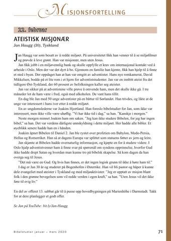 Page 72 of Fra besmittelse til renselse