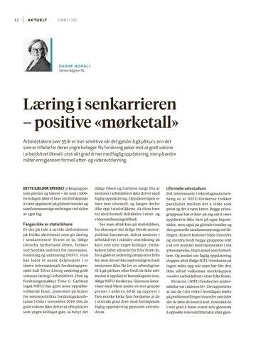 Page 12 of Læring i senkarrieren