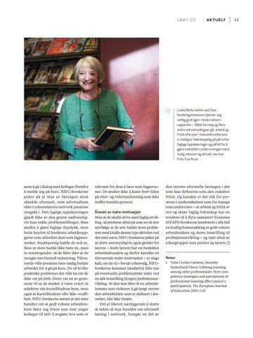 Page 13 of Læring i senkarrieren