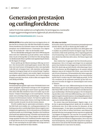 Page 26 of Generasjon prestasjon og curlingforeldrene