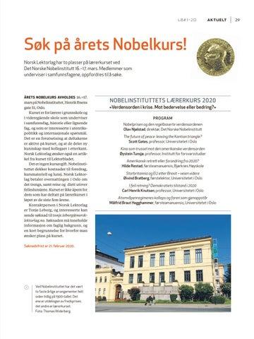 Page 29 of Søk på årets Nobel-kurs