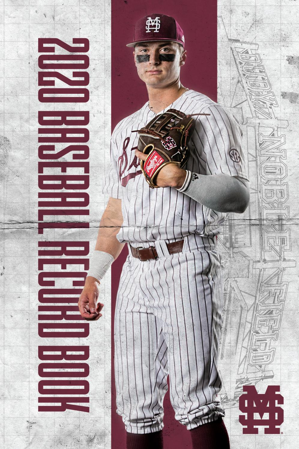2020 mississippi state bulldogs baseball record book by mississippi state university athletics issuu 2020 mississippi state bulldogs