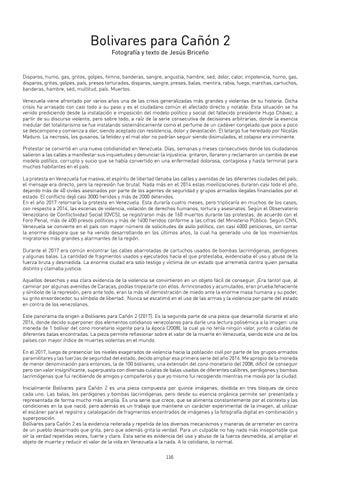 Page 116 of Bolívares para Cañon 2