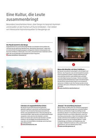 Page 54 of Info Kulturerlebnisse