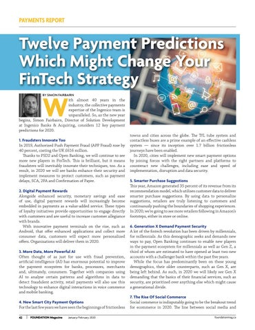 Page 42 of Twelve Payment Predictions Which Might Change our FinTech Strategy