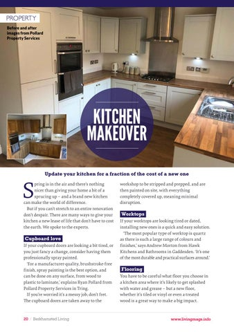 Page 20 of Update your kitchen with our tips for a Spring makeover