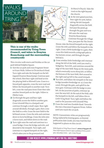Page 32 of A guided walk round Tring and Drayton Beauchamp
