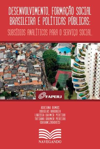 Desenvolvimento Formacao Social Brasileira E Politicas By Carlos