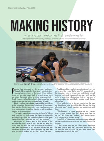 Page 18 of Making History