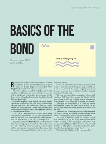 Page 5 of Basics of the Bond