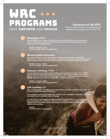 Page 12 of Programming: WRC Program